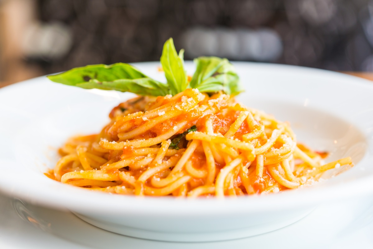 Spaghetti bolognese – Italian food