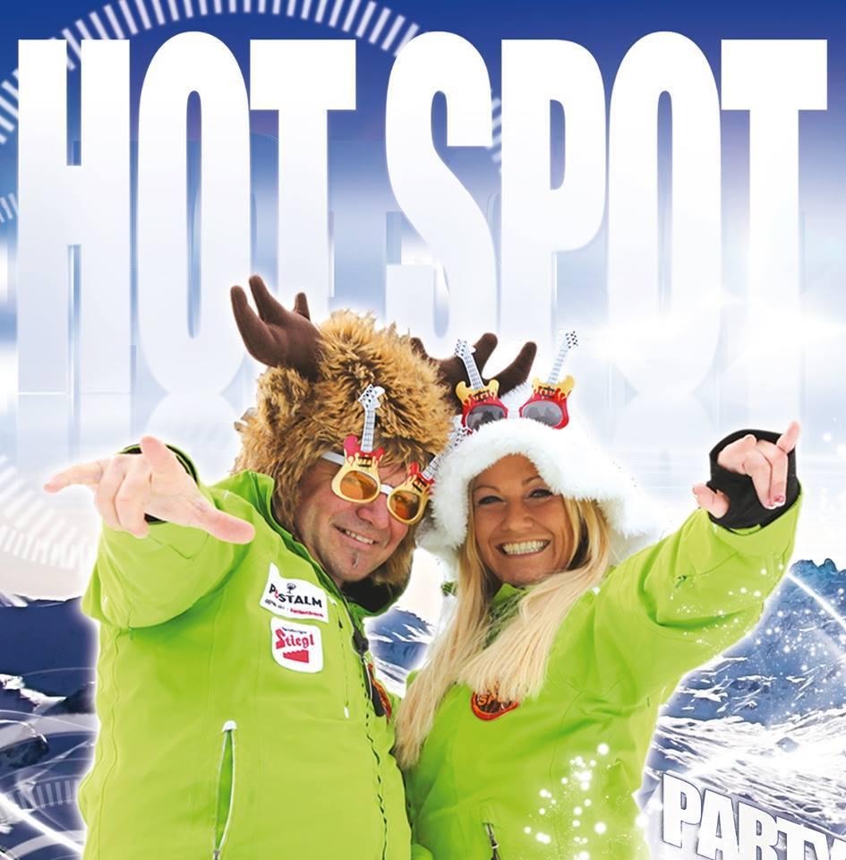 Saisonauftakt 15.12.2019 mit der Band HOT-SPOT aus dem Zillertal